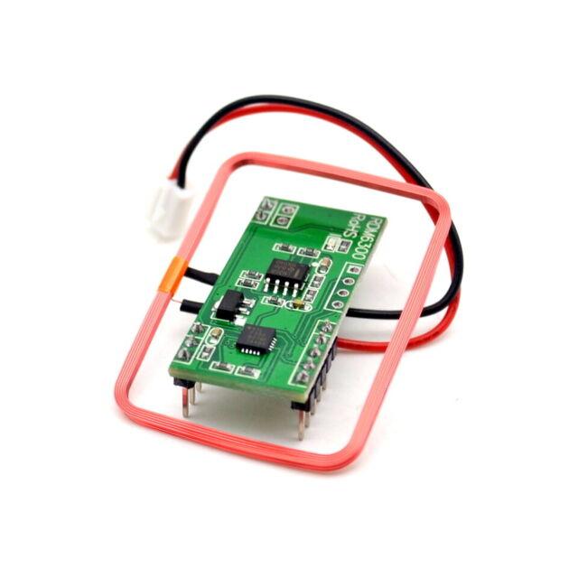 125K EM4100 RFID Card Reader Module RDM6300 ID RF Module UART Output F Arduino