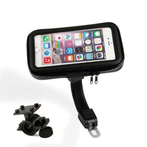 "Fahrrad Bike Motorrad Halterung für Smartphone Handy Moped Roller 360°"""