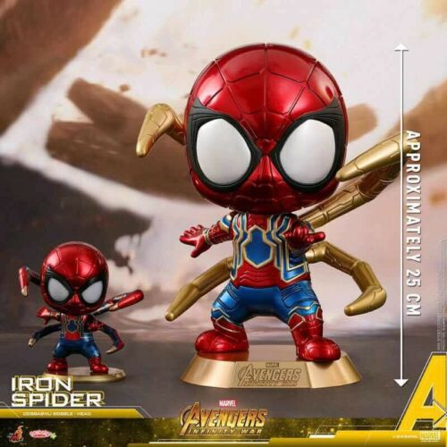 Avengers Infinity War Iron Spider COSB459 L Hot Toys Cosbaby