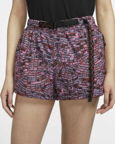 NIKE ACG SHORTS WOMENS SIZE S SMALL BQ3616 010 ALL CONDITIONS GEAR