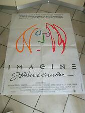 MANIFESTO  1988 ,IMAGINE ,JOHN LENNON , BEATLES