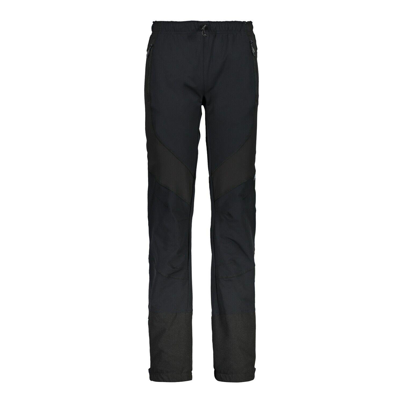 CMP Funktionshose Wanderhosen WOMAN LONG PANT schwarz elastisch UV-Schutz