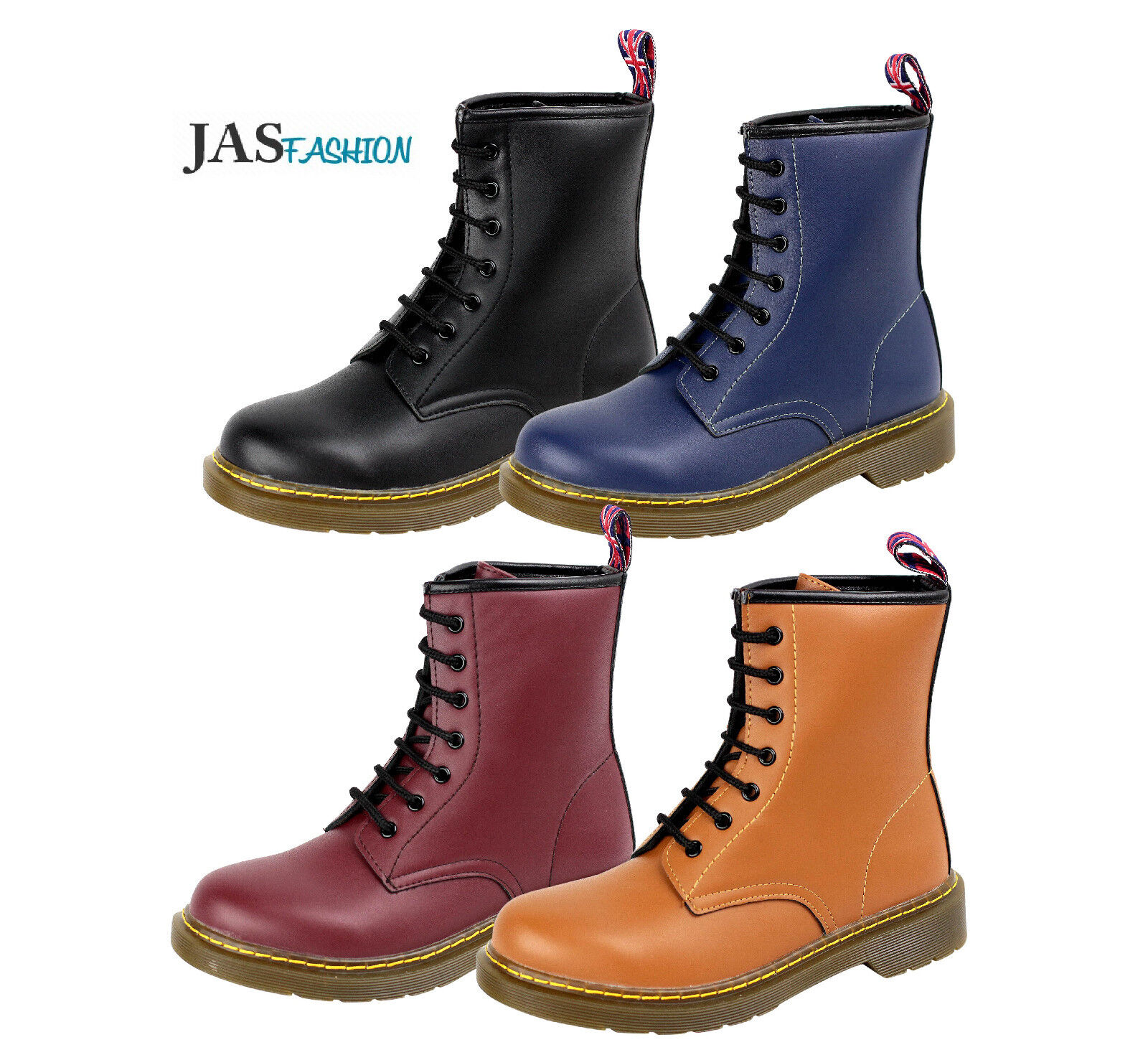 Ladies Ankle Casual Boots Womens Girls Riding Biker Shoes Half Mid Calf Size 3-9