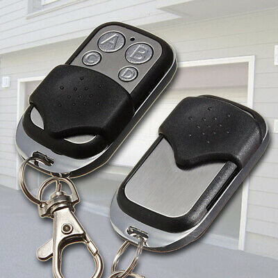 1PC Car Garage Remote Control Master Key 433mhz 4Channel Liftmaster Replacement