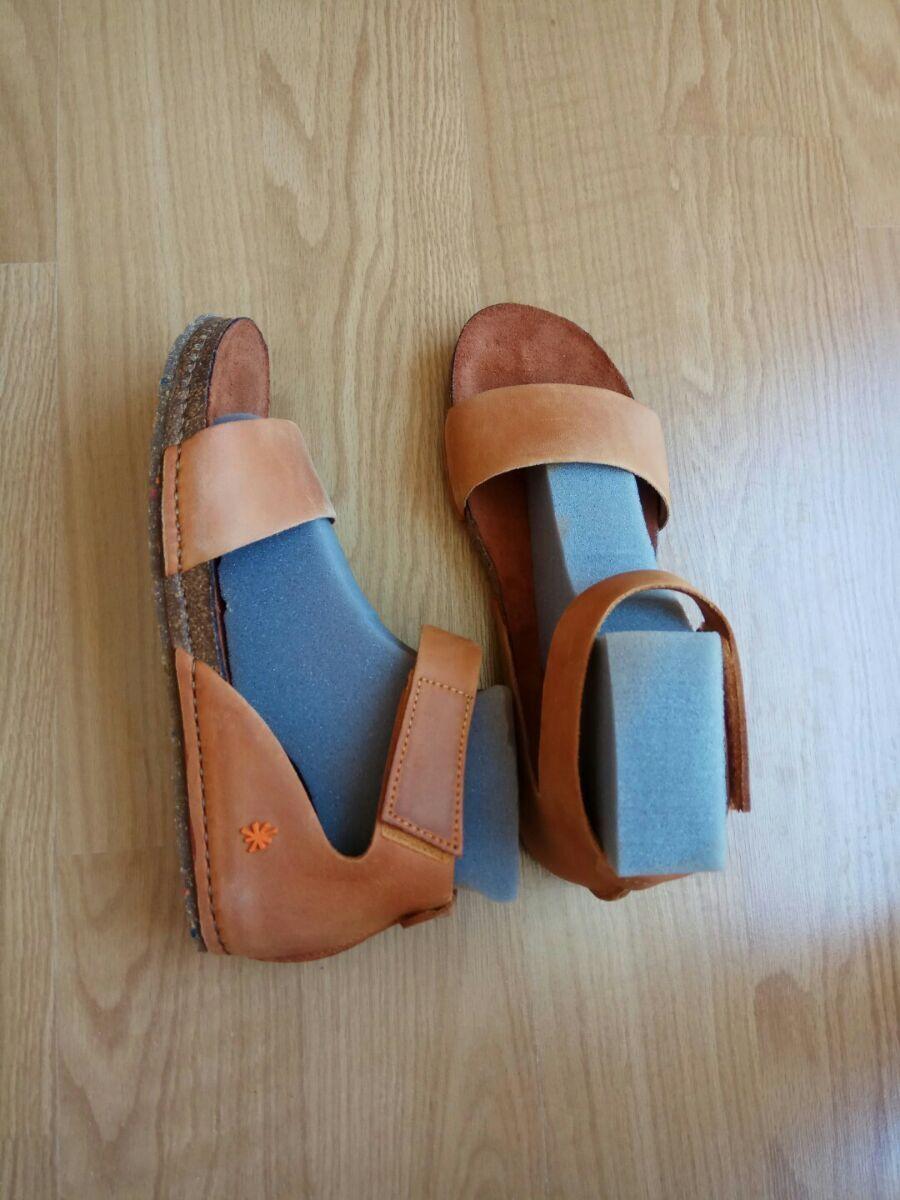 Art Company Art Creta Creta Art Damenschuhe Flat Ankle Strap Sandales SIZE:UK 3,4,5,7 EU 36,37,3 a36599