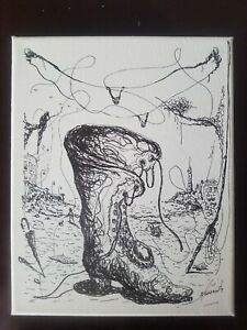 Enrique Agramonte AmoEnSilencio Oil/Canvas 10X8 Cuban Art Original Painting 2021