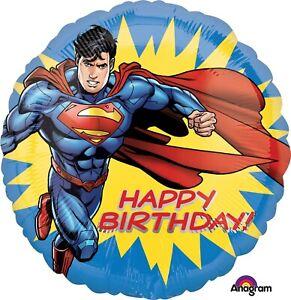 "Balloon 18/"" Spiderman Happy Birthday Mylar Party Decorations Gifts"