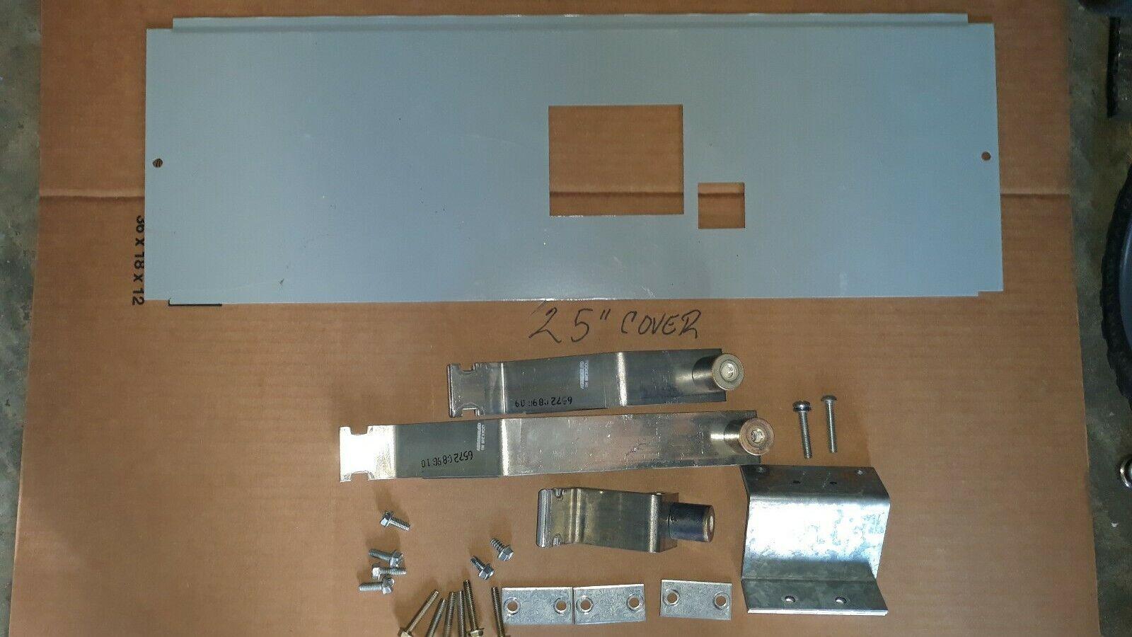 Westinghouse KPRL4FD Twin Breaker Mounting Hardware Kit Up To 150A Cutler Hammer