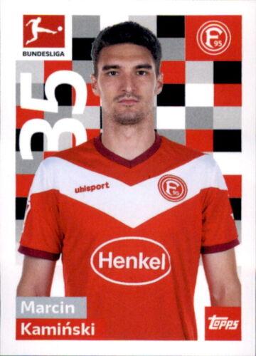 Marcin Kaminski Sticker 69 TOPPS Bundesliga 2018//2019