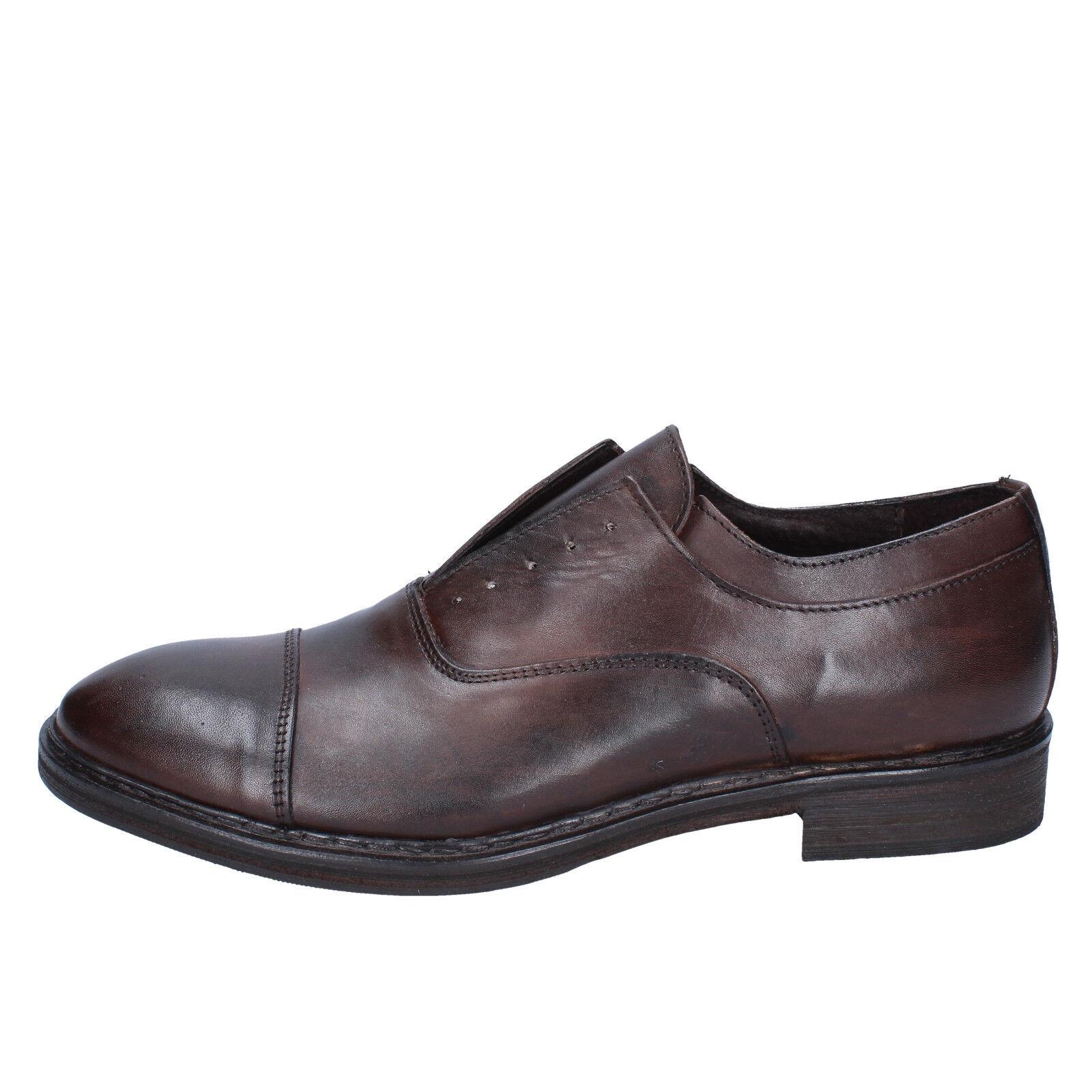 Zapatos EU CESARE hombre CESARE EU MAURIZI 43 EU Zapatos classiche marrone 1fd800