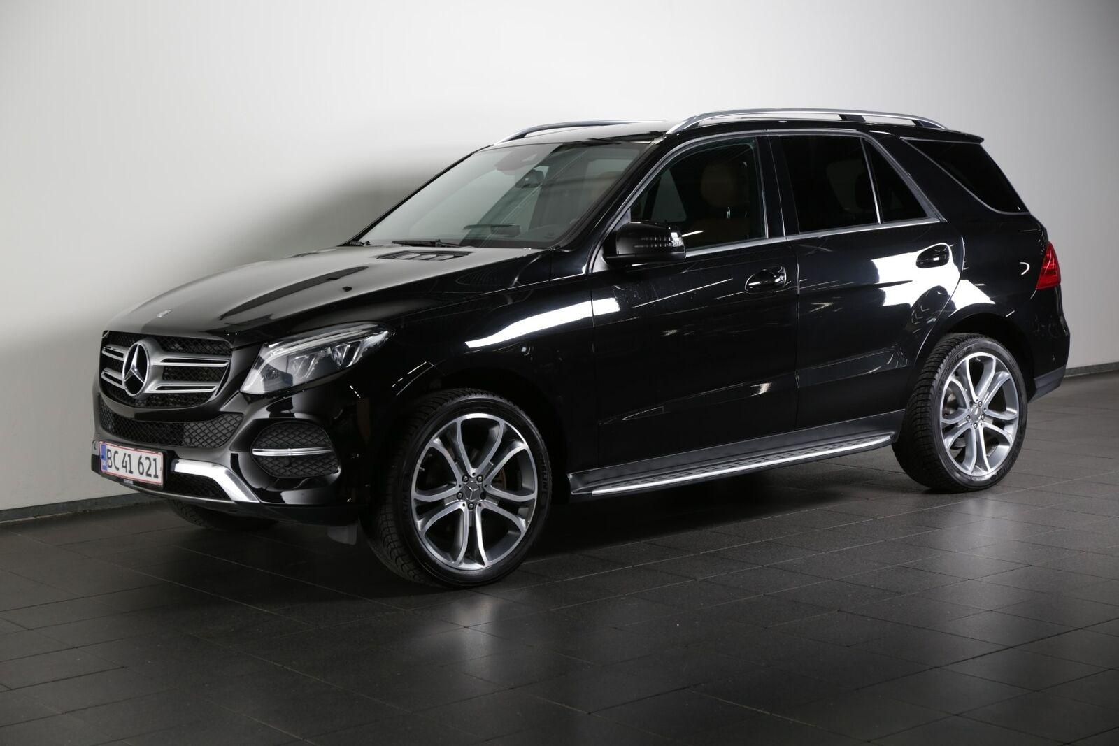 Mercedes-Benz GLE350 d 3,0 aut. 4-M