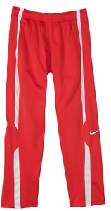 Nike-Team-Overtime-Training-Pant-Mens-Scarlet-Red-White-598444-658-Pockets-XL-2X