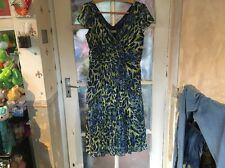 Per Una Ladies Dress Size 16 Regular, Stunning Design, Immaculate Condition.
