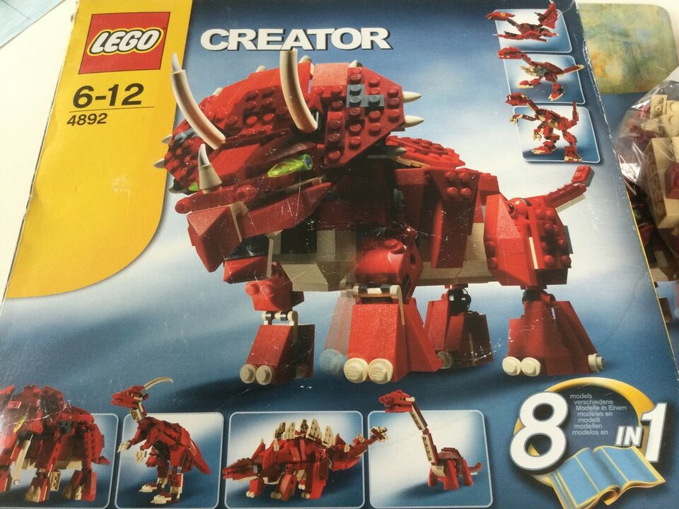 Lego Creator, 4892