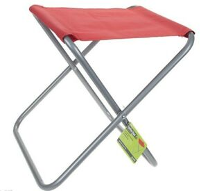 Camping-Stool-Outdoor-Folding-Seat-Hiking-Fishing-Festival-BBQ-Picnic-Chair-NEW