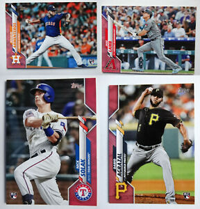 2020-Topps-Series-1-Mother-039-s-Day-Pink-Baseball-Cards-Complete-Ur-Set-U-Pick-50