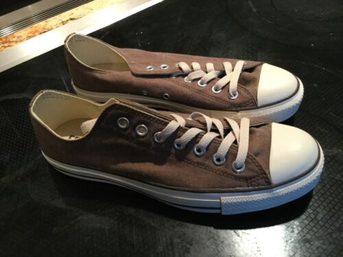 Top Low Converse S 9 marrone new uomo da 5vFFwfq