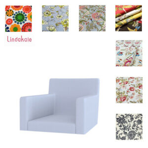 Custom-Made-Cover-Fits-IKEA-NILS-Chair-with-Armrests-Dinning-Chair-Cover