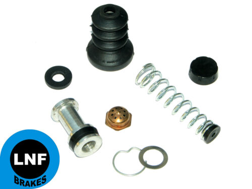 """WILLYS JEEP MA FORD GP MASTER CYLINDER KIT 1/"""" 41 1941 WWII MILITARY"""