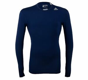 Color Options 2019 New Fashion Style Online Activewear Expressive Adidas Men's Techfit Base Long Sleeve
