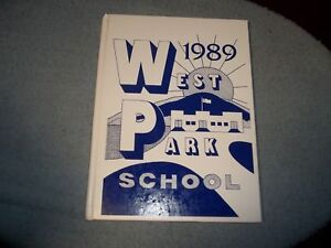 1989-WEST-PARK-SCHOOL-YEARBOOK-WEST-PARK-NY