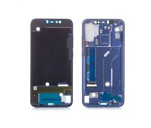 Alurahmen Bildschirm Gehäuse Body Zentrale Für Xiaomi Mi 8 Blau
