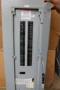 on ge electric panel