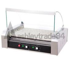 18kw Commercial 9 Roller Hot Dog Grill Cooker Machine 220v