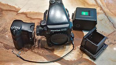Mamiya 645 Pro TL Medium Format SLR Film Camera w/ 45mm f/2.8 lens