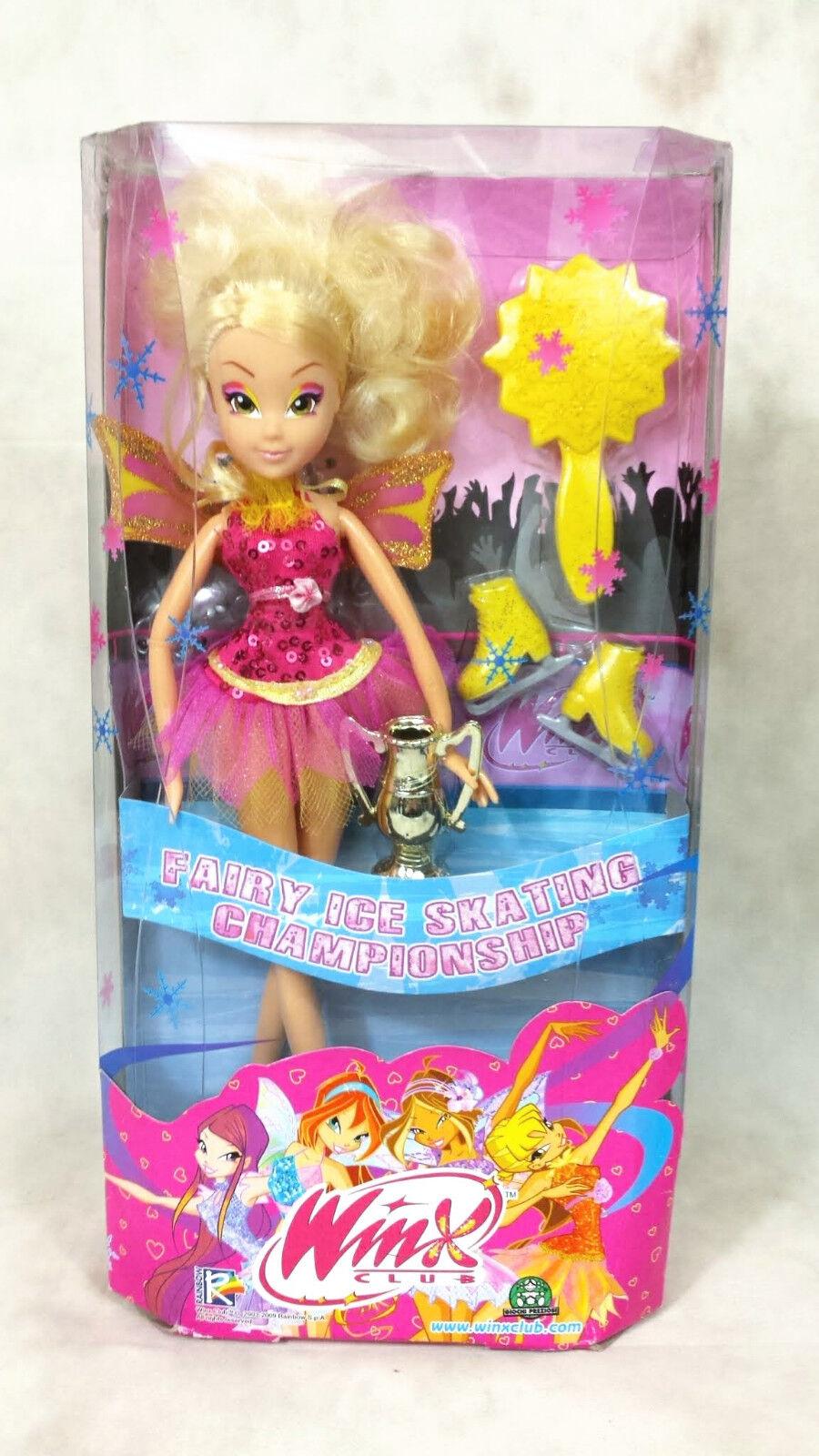 Winx  Club Fairy Ice Skating Championship Stella bambola BNIB  a prezzi accessibili