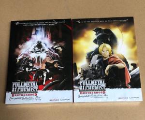 Fullmetal Alchemist: Brotherhood Complete Series 12 DVD ...