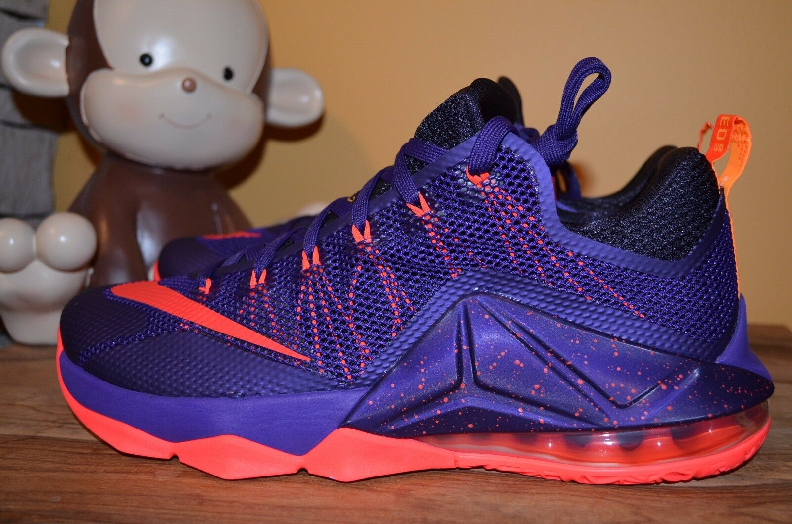 Nuove nike lebron 12 xii basso basso xii 6d4102
