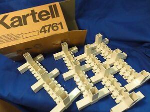 Image Is Loading New In Box Kartell Plastic Modular Bookshelf Vertical