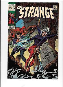 Doctor-Strange-176-January-1969