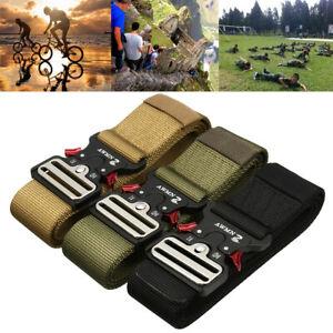 4-8cmX125cm-M-Nner-Militar-Sport-Outdoor-Militarische-Taktische