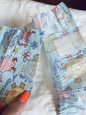 Vintage Disposable Baby Diapers Ebay