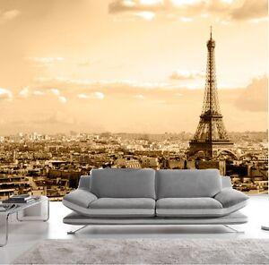 Carta da parati 3d effeto paris foto murale design for Carta parati in 3d
