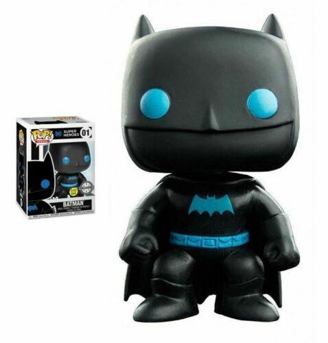 Funko Pop Batman Silhouette Glow In The Dark Silhouette Exclusive Vinyl Figure