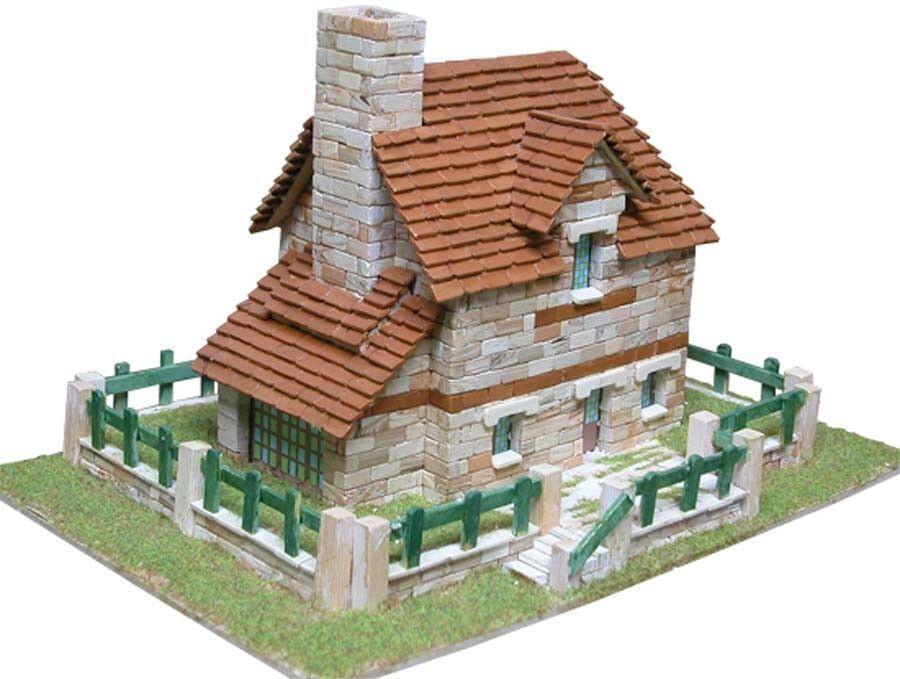 Maison rurale - 2200 pcs - 20 x 28 x 17 cm - Dif 5,5  10 Aedes