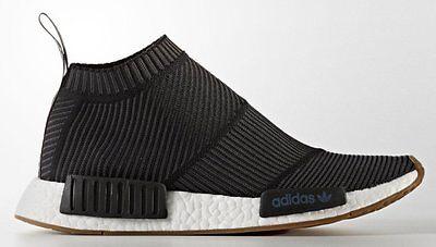 Artesano Mirar atrás Cementerio  Adidas NMD CS1 City Sock PK Size 13.5. Primeknit Black Gum BA7209 . Ultra  Boost | eBay