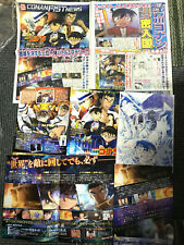 Detective Conan 2019 Movie Brochure 48pages THE FIST OF BLUE SAPPHIRE