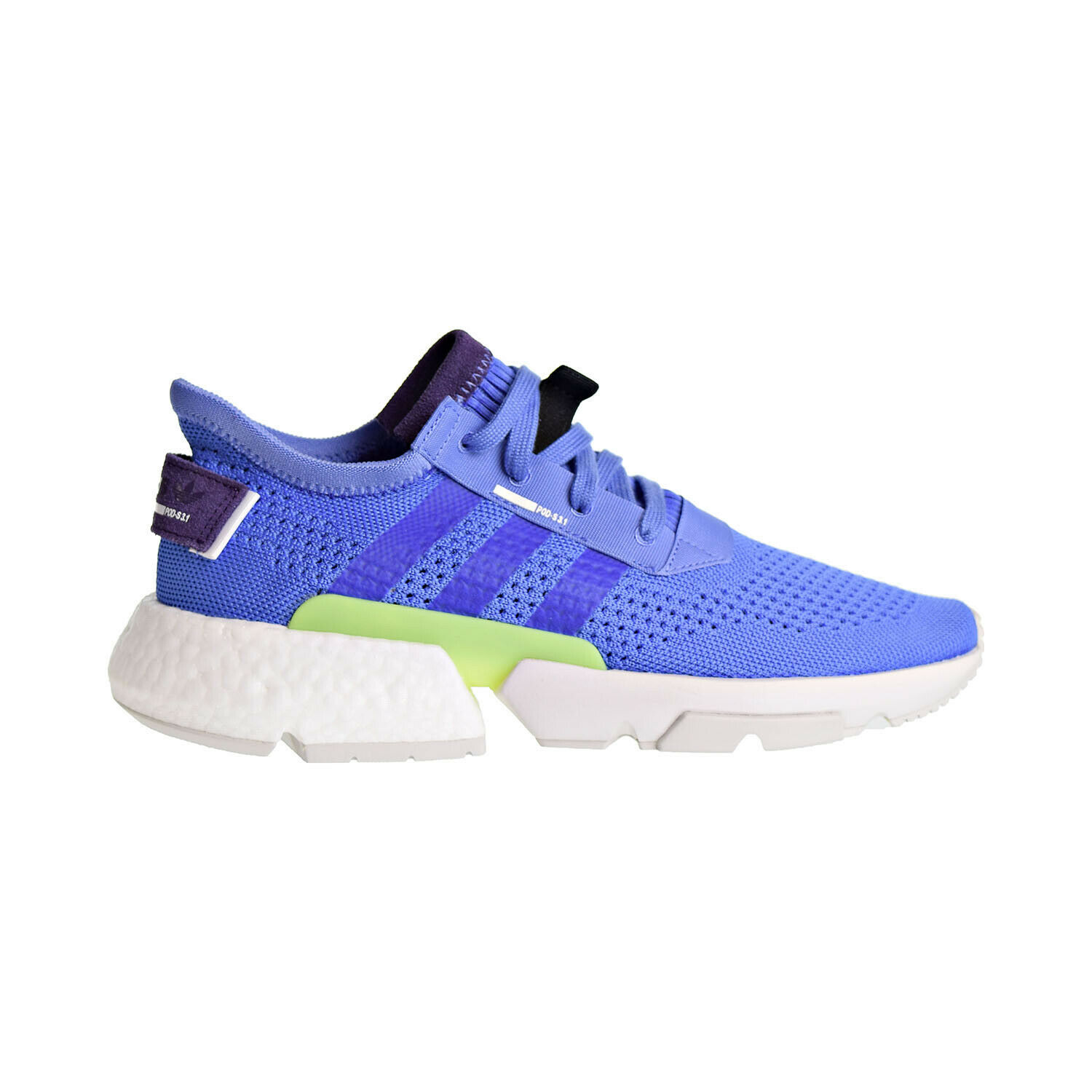 Adidas POD-S3.1 Men's shoes Real purplec Cloud White DB3539