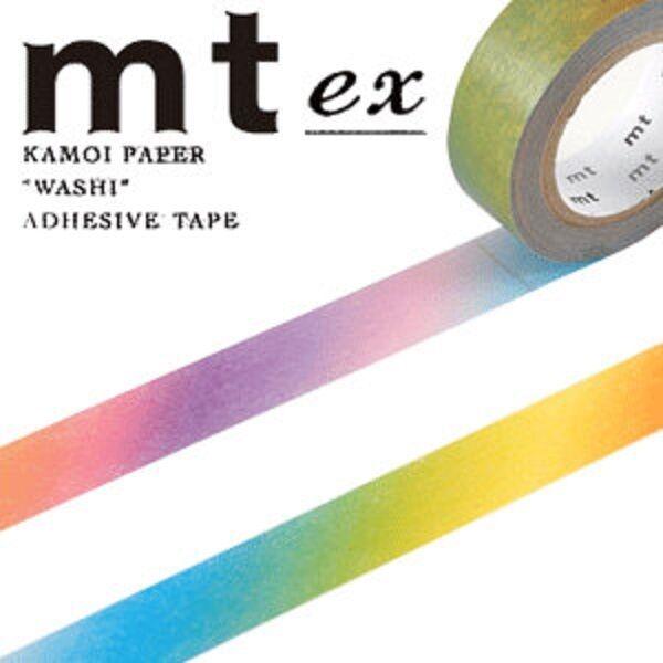 MT Washi Masking Deco Tape Gradation Design