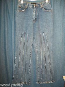DeJa-Bleu-Jeans-Size-8-100-Cotton-Vintage