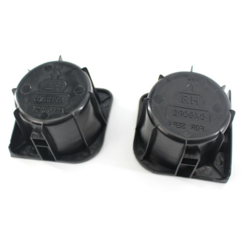FIT FOR TOYOTA TACOMA CAR CONSOLE CUP HOLDERS 66991-04012 66992-04012 PAIR