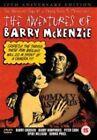 The Adventures of Barry McKenzie 1972 DVD Region 2