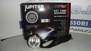Mv-Tek-front headlight Jupiter 1000 lumes