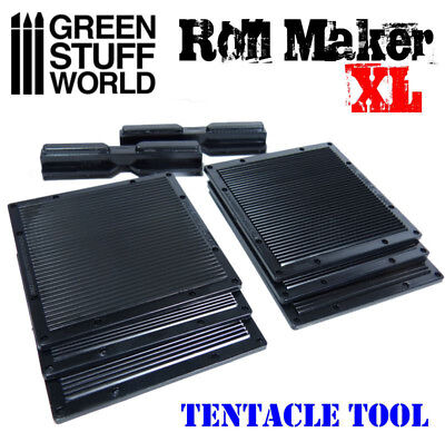 ROLL MAKER XL Tool to make all kind of tubes tentacles & wires with Green Stuff