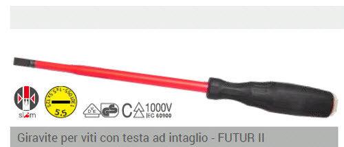 INTERCABLE PROFESSIONAL GIRAVITE CON TESTA AD INTAGLIO FUTUR II