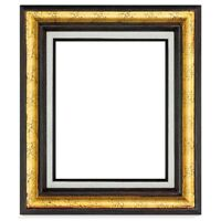 High Quality Wood Frame Gold Walnut 2.5 Wide For Photo Picture Art Painting